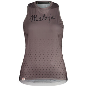 Maloja HaslmausM. Sleeveless Multisport Jersey Women, stone